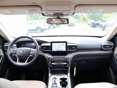 2020 Ford Explorer Hybrid