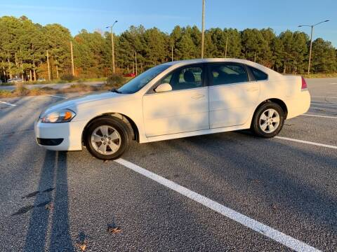 2010 Chevrolet Impala for sale in Lilburn, GA