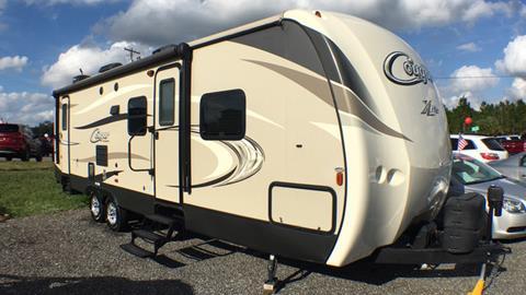2016 Keystone Cougar 28RBS for sale in Sebring, FL