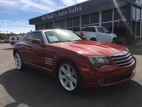 2004 Chrysler Crossfire for sale in Sebring, FL