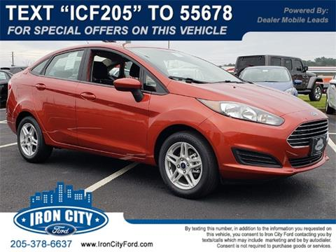 2019 Ford Fiesta for sale in Birmingham, AL