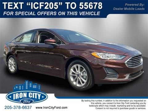 2019 Ford Fusion for sale in Birmingham, AL