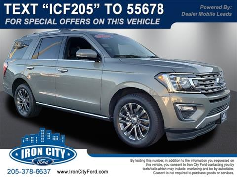 2019 Ford Expedition for sale in Birmingham, AL