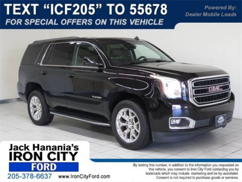 2015 GMC Yukon for sale in Birmingham, AL