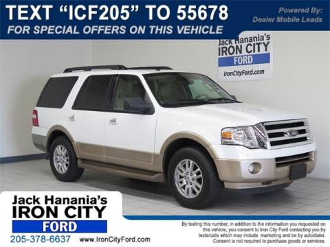 2013 Ford Expedition for sale at Iron City Ford in Birmingham AL