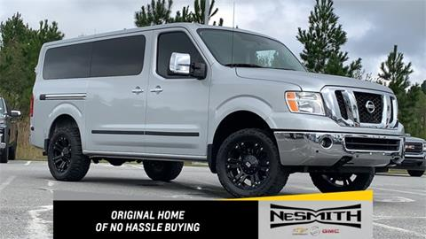 2018 Nissan NV Passenger for sale in Jesup, GA