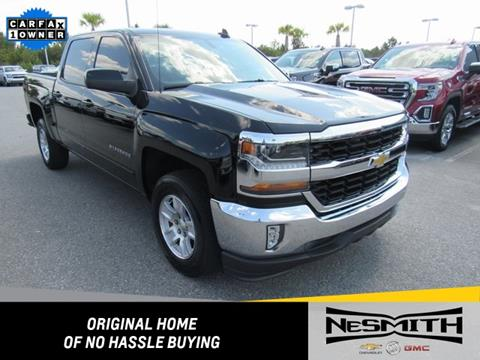 2016 Chevrolet Silverado 1500 for sale in Jesup, GA