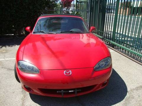 2004 Mazda MAZDASPEED MX-5 for sale in North Hollywood, CA
