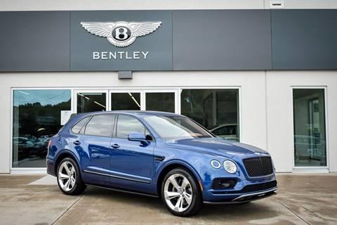 Car Dealerships In Logan Utah >> 2018 Bentley Bentayga For Sale In Marietta Ga