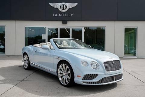 2016 Bentley Continental for sale in Marietta, GA