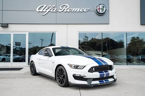 2016 Ford Mustang Shelby GT350 for sale at Foreign Auto Brokers in Charlotte NC