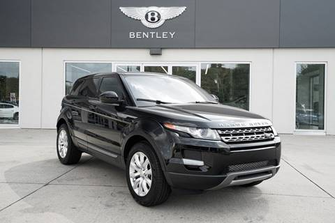 2015 Land Rover Range Rover Evoque Pure for sale at Foreign Auto Brokers in Charlotte NC