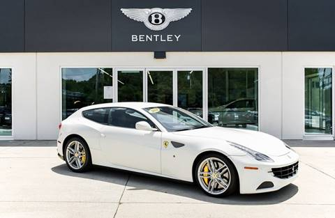 2014 Ferrari FF for sale at Foreign Auto Brokers in Charlotte NC