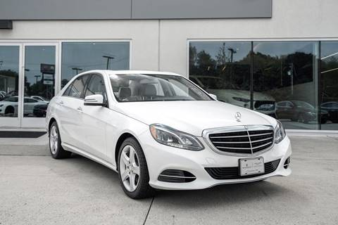 2014 Mercedes-Benz E-Class E 350 Luxury 4MATIC for sale at Foreign Auto Brokers in Charlotte NC