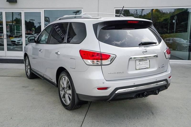 2014 Nissan Pathfinder Platinum (image 5)