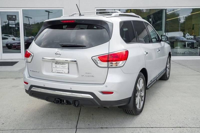 2014 Nissan Pathfinder Platinum (image 7)