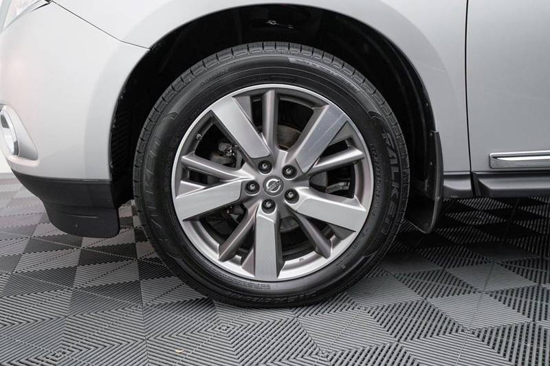2014 Nissan Pathfinder Platinum (image 9)