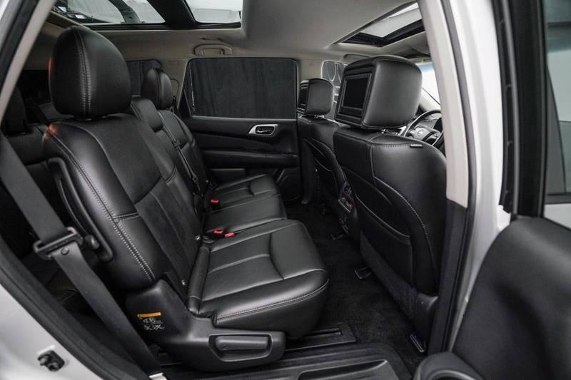 2014 Nissan Pathfinder Platinum (image 37)
