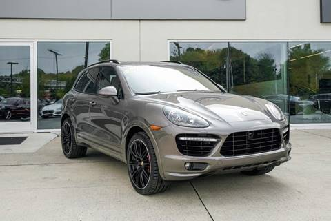 2013 Porsche Cayenne Turbo for sale at Foreign Auto Brokers in Charlotte NC