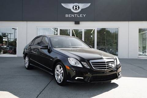 2011 Mercedes-Benz E-Class E 350 BlueTEC Luxury for sale at Foreign Auto Brokers in Charlotte NC