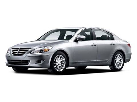 2009 Hyundai Genesis 4.6L V8 for sale at Foreign Auto Brokers in Charlotte NC