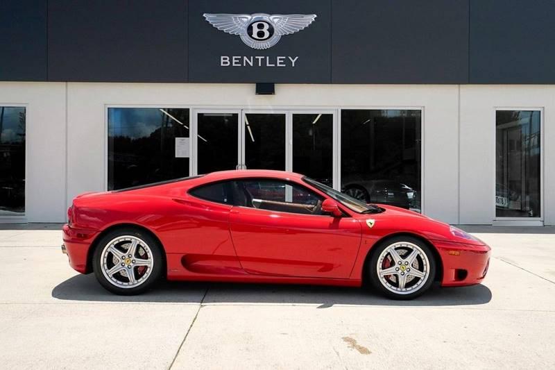 2004 Ferrari 360 Modena (image 2)