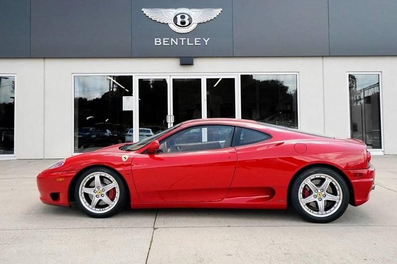 2004 Ferrari 360 Modena (image 6)