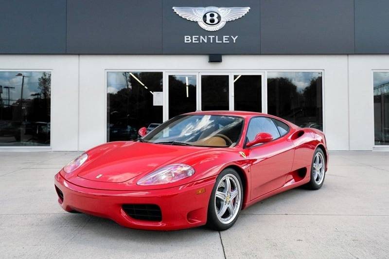 2004 Ferrari 360 Modena (image 7)