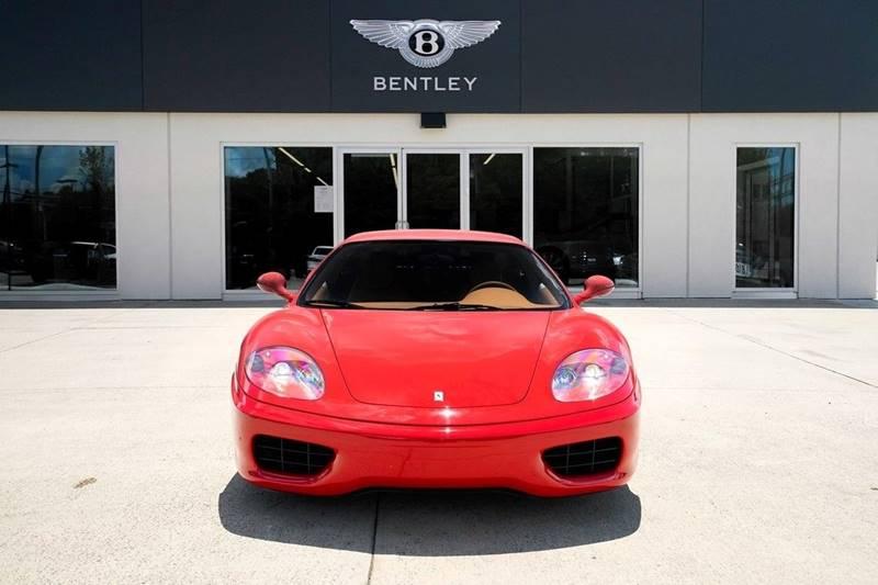 2004 Ferrari 360 Modena (image 8)
