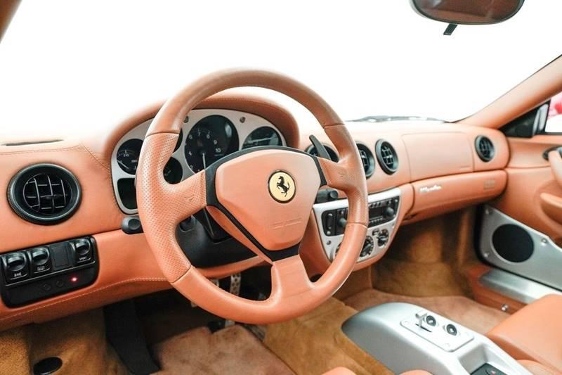2004 Ferrari 360 Modena (image 13)