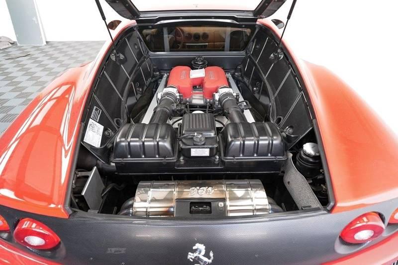 2004 Ferrari 360 Modena (image 20)