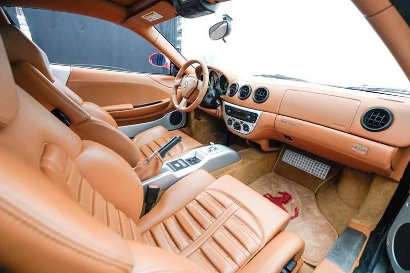 2004 Ferrari 360 Modena (image 23)
