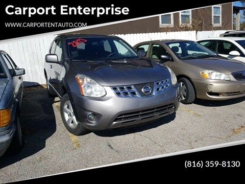 2013 Nissan Rogue for sale in Kansas City, MO