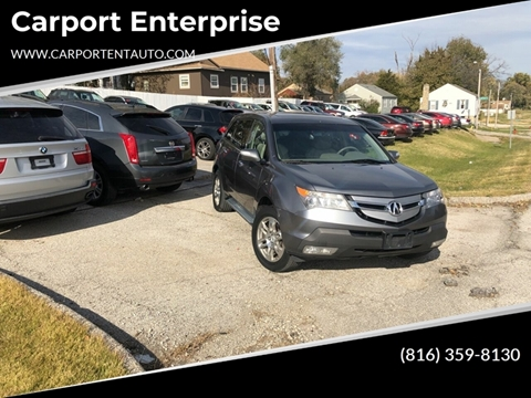 2008 Acura MDX for sale in Kansas City, MO