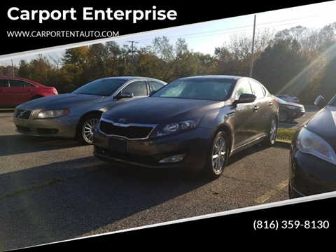 2013 Kia Optima for sale in Kansas City, MO