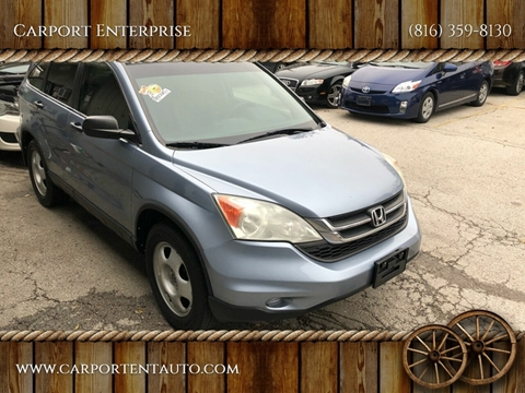 2010 Honda CR-V for sale in Kansas City, MO