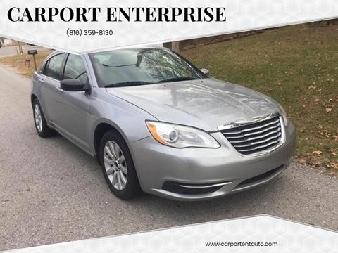 2013 Chrysler 200 for sale in Kansas City, MO