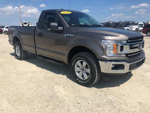 2018 Ford F-150 for sale in Downs, KS