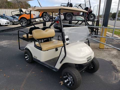 used golf carts for sale in sc
