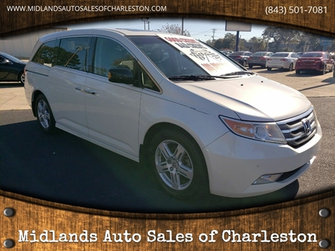 Honda Dealership Charleston Sc >> Honda Odyssey For Sale In Charleston Sc Midlands Auto