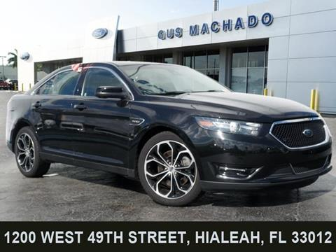 2015 Ford Taurus for sale in Hialeah, FL