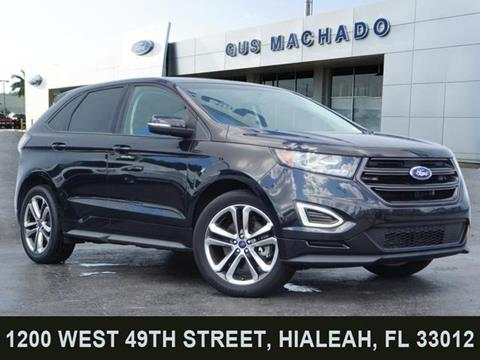 2015 Ford Edge for sale in Hialeah, FL