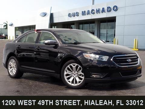 2018 Ford Taurus for sale in Hialeah, FL