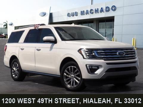 2018 Ford Expedition MAX for sale in Hialeah, FL