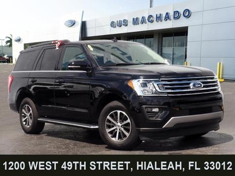 2018 Ford Expedition for sale in Hialeah, FL