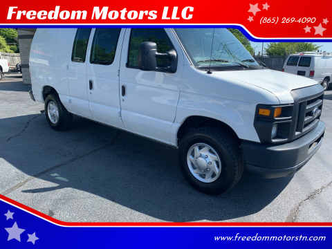 2011 Ford E-Series Cargo E-250 for sale at Freedom Motors LLC in Clinton TN