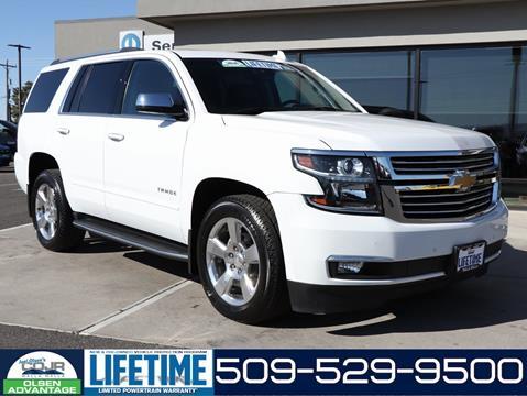 2017 Chevrolet Tahoe for sale in Walla Walla, WA