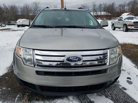 2008 Ford Edge for sale at Morrisdale Auto Sales LLC in Morrisdale PA