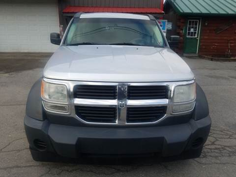 2008 Dodge Nitro for sale at Morrisdale Auto Sales LLC in Morrisdale PA