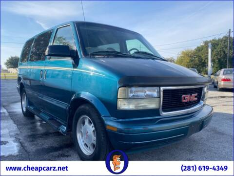 2003 GMC Safari for sale in Houston, TX